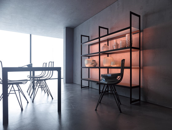 Light shelf 200 | GERA light system 6 de GERA | Illuminated shelving
