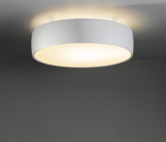 Flat moon 480 up/down TL5 Dali/Pushdim GI by Modular Lighting Instruments | Ceiling lights