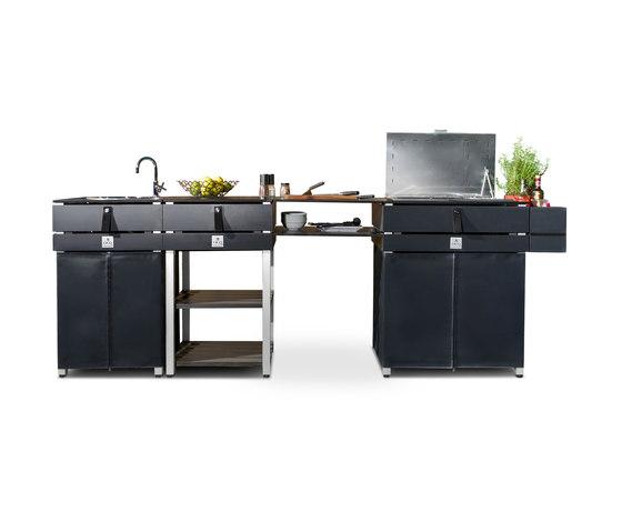 ocq Modular | Edition Grey by OCQ | Modular outdoor kitchens