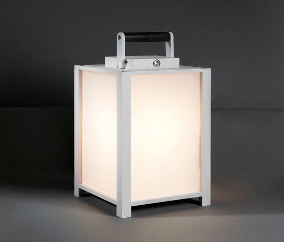 Kabaz floor IP44 E27 di Modular Lighting Instruments | Lampade outdoor pavimento