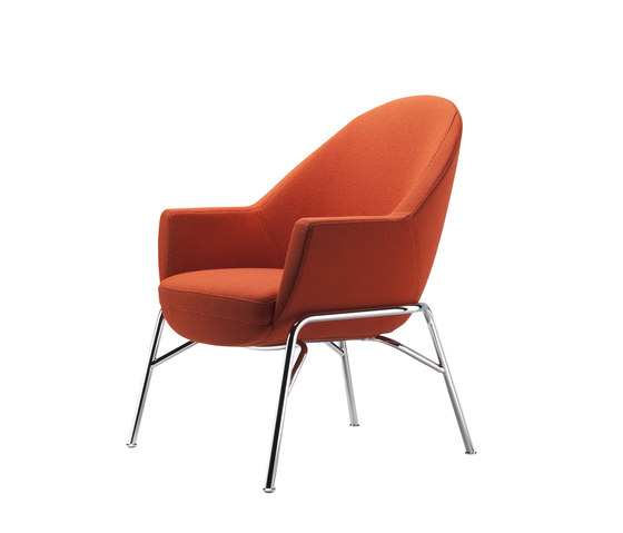 S 831 by Gebrüder T 1819 | Lounge chairs