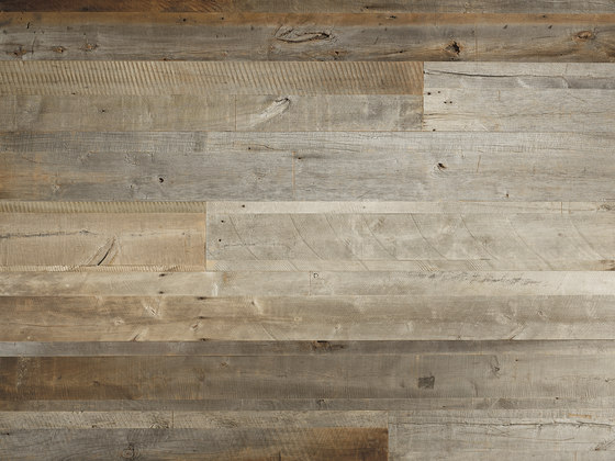 ELEMENTs Galleria Reclaimed wood alder grey de Admonter Holzindustrie AG | Planchas