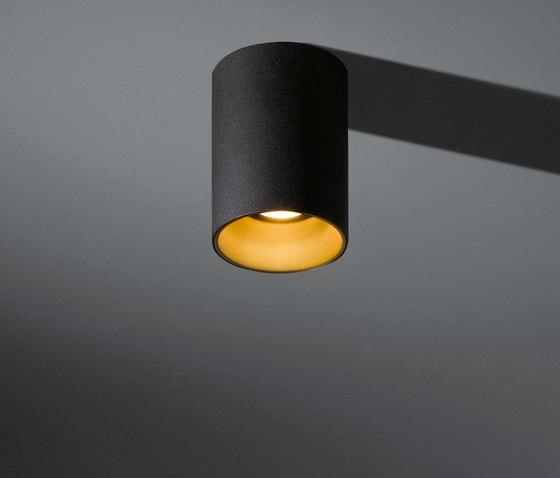 Lotis tubed surface MR16 GE di Modular Lighting Instruments | Lampade plafoniere
