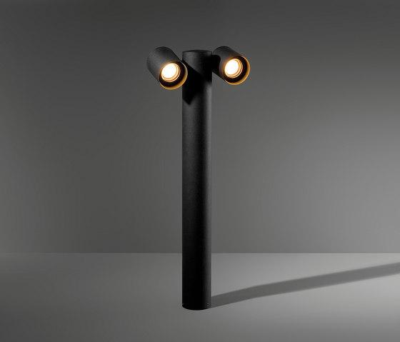 Lowieze high IP54 2x LED GI by Modular Lighting Instruments | Outdoor floor lights