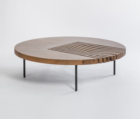 Izzy Round by ENNE | Lounge tables