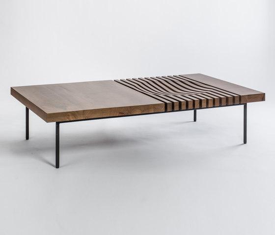 Izzy Rectengular by ENNE | Coffee tables