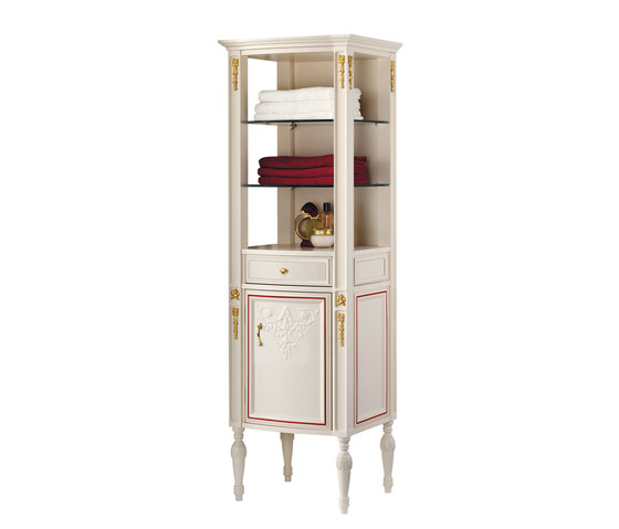 Ottocento Italiano storage furniture de Petracer's Ceramics | Commodes salle de bain