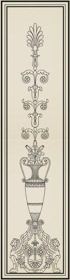Ad Personam opium set by Petracer's Ceramics   Ceramic tiles
