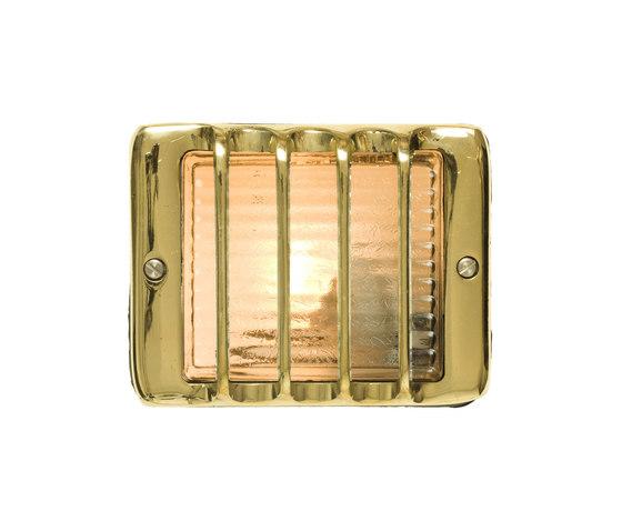 7576 Guarded Step Light, E14, Polished Brass de Original BTC | Iluminación general