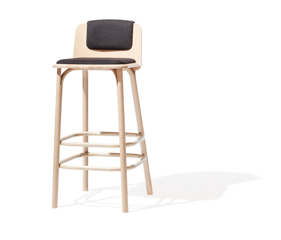 Split Barstool by TON | Bar stools