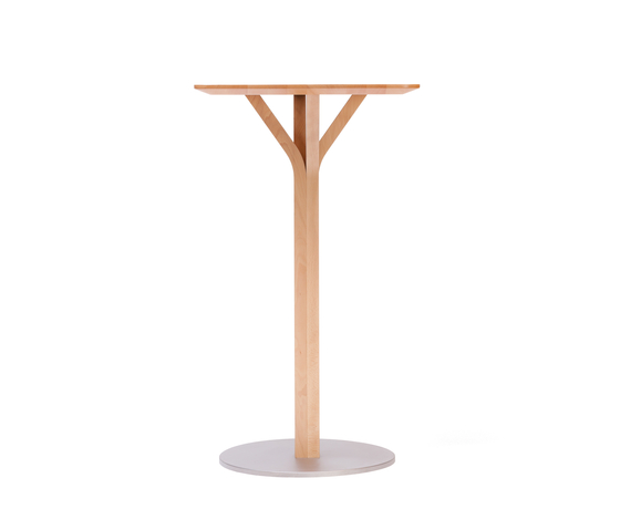 Bloom Table by TON | Standing tables