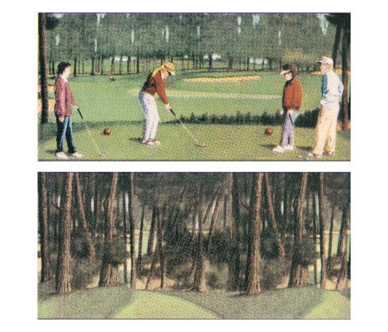 Grand Elegance country life golf A green de Petracer's Ceramics   Carrelage céramique