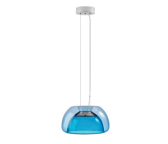 Aurelia Suspension | Aqua di QisDesign | Lampade sospensione