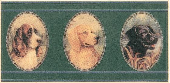Grand Elegance country life dogs de Petracer's Ceramics | Carrelage céramique