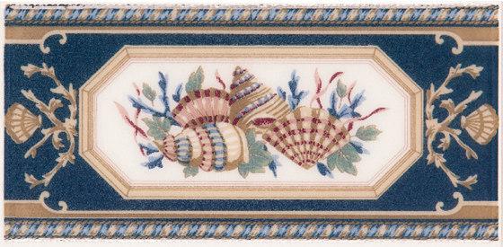 Grand Elegance yacht club conchiglie su panna by Petracer's Ceramics | Ceramic tiles
