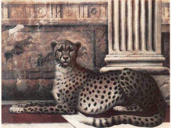 Grand Elegance noblesse A (ghepardo) de Petracer's Ceramics | Carrelage céramique
