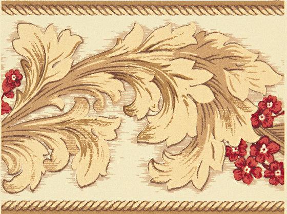 Grand Elegance fleures monique su crema A de Petracer's Ceramics   Carrelage céramique