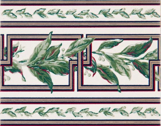 Grand Elegance fleures ficus su panna de Petracer's Ceramics   Carrelage céramique