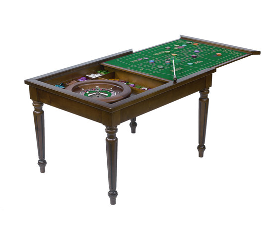 Louis philippe game tables billiard tables from for Table ronde louis philippe