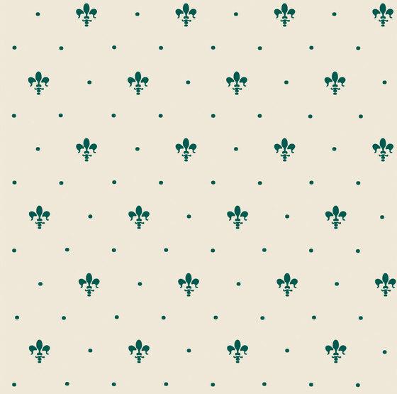 Grand Elegance giglio verde su panna de Petracer's Ceramics   Carrelage céramique
