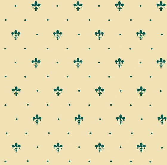 Grand Elegance giglio verde su crema de Petracer's Ceramics   Carrelage céramique