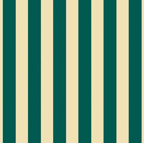 Grand Elegance riga grande verde su crema de Petracer's Ceramics   Carrelage céramique
