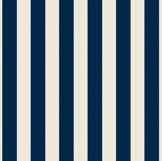 Grand Elegance riga grande blu su panna by Petracer's Ceramics | Ceramic tiles
