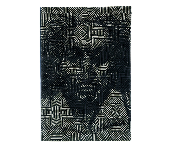Milton Glaser Shakespeare In Africa by Nanimarquina   Rugs