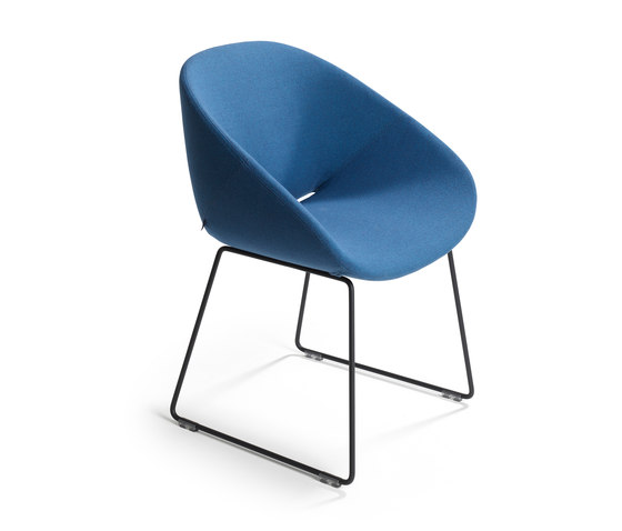 Beso by Artifort | Visitors chairs / Side chairs