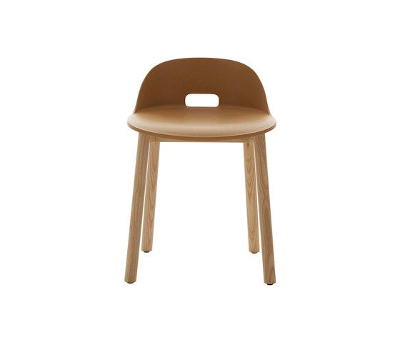 Alfi Chair low back di emeco | Sedie