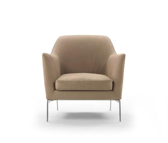 luce sessel loungesessel von flexform architonic. Black Bedroom Furniture Sets. Home Design Ideas