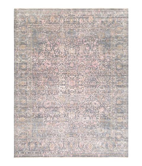 Immersive Fields grey pink by THIBAULT VAN RENNE | Rugs