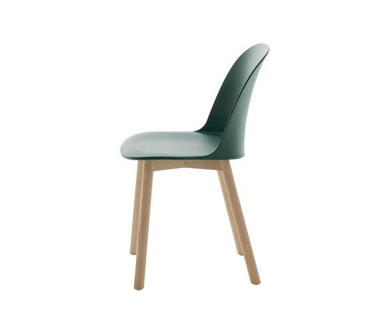 Alfi Chair high back de emeco | Sillas