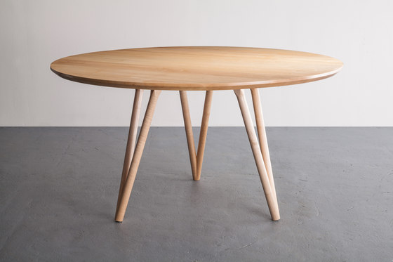 Hair Pin | Table 52 by David Gaynor Design | Dining tables