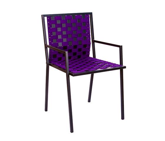New Weave Dining Arm Chair von David Gaynor Design | Stühle