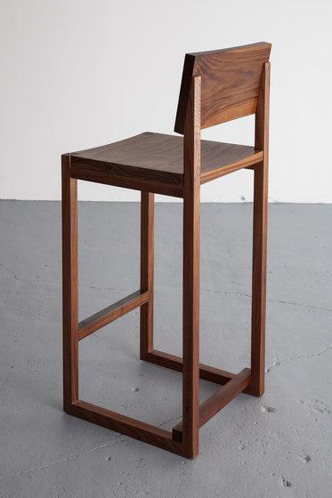 SQ2 Barstool von David Gaynor Design | Barhocker