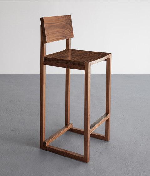 SQ2 | Barstool von David Gaynor Design | Barhocker