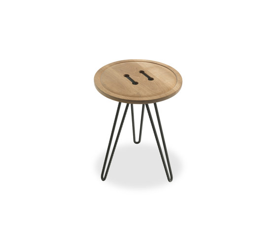 Button by Riva 1920 | Side tables