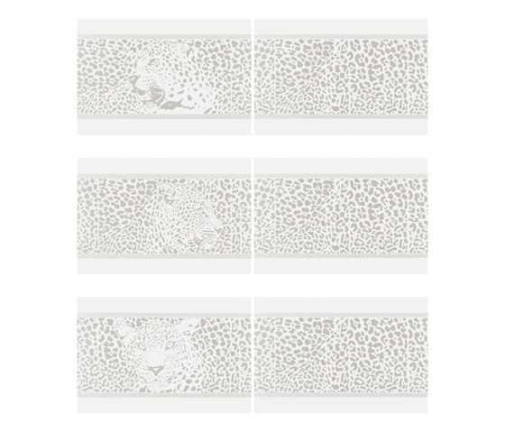 Gran Galà leopardo bianco de Petracer's Ceramics   Carrelage céramique