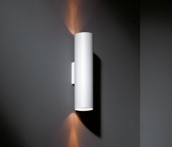 Nude wall 2x PAR20 by Modular Lighting Instruments | Wall lights