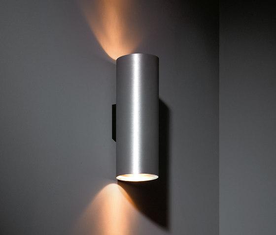 Nude wall 2x PAR30 di Modular Lighting Instruments | Lampade parete