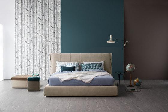 Cuff Bed de Bonaldo | Camas dobles