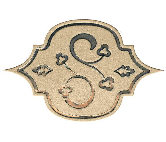 Unico tozzetto mirra metal de Petracer's Ceramics | Carrelage céramique