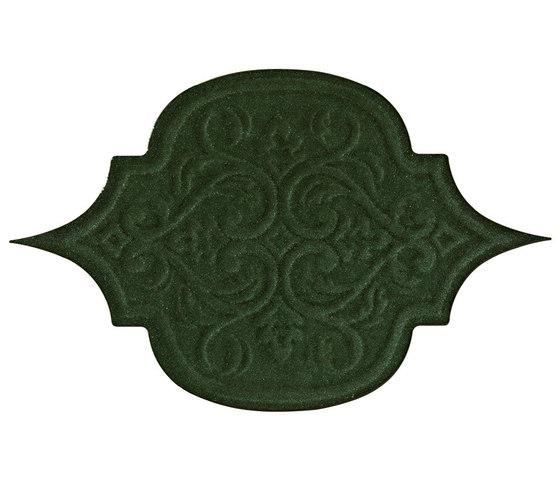 Unico tozzetto smeraldo de Petracer's Ceramics | Carrelage céramique