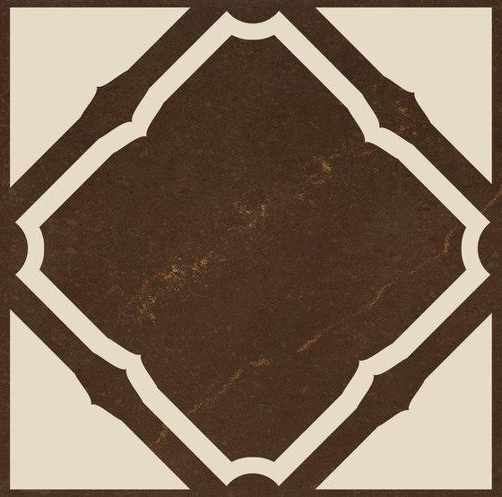 Carisma Italiano Origami marrone collemandina by Petracer's Ceramics | Ceramic tiles