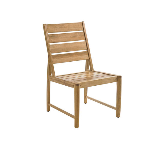 Oyster Reef Dining Side Chair de Gloster Furniture GmbH   Sillas