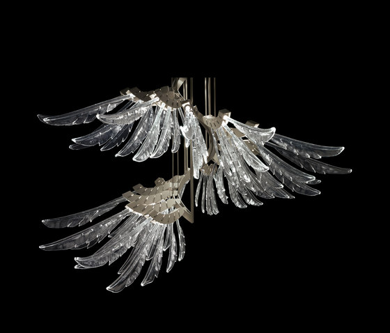 Angel by Barovier&Toso | Suspended lights