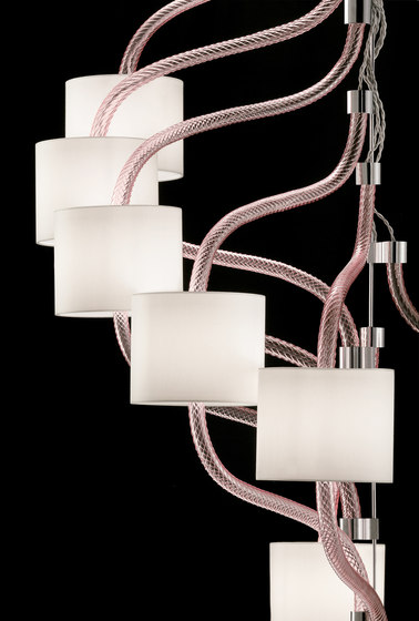 Hastings by Barovier&Toso | Suspended lights