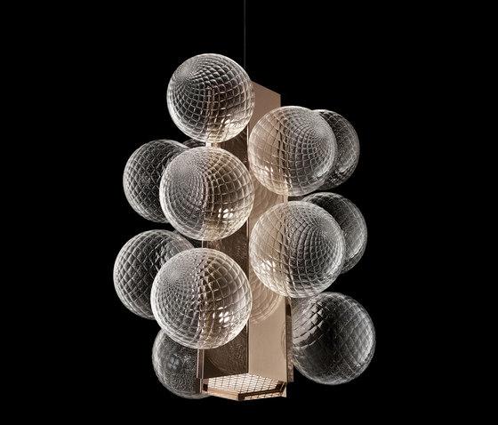 Lincoln di Barovier&Toso | Lampade sospensione