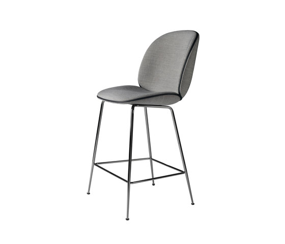 Beetle Bar Chair di GUBI | Sgabelli bancone